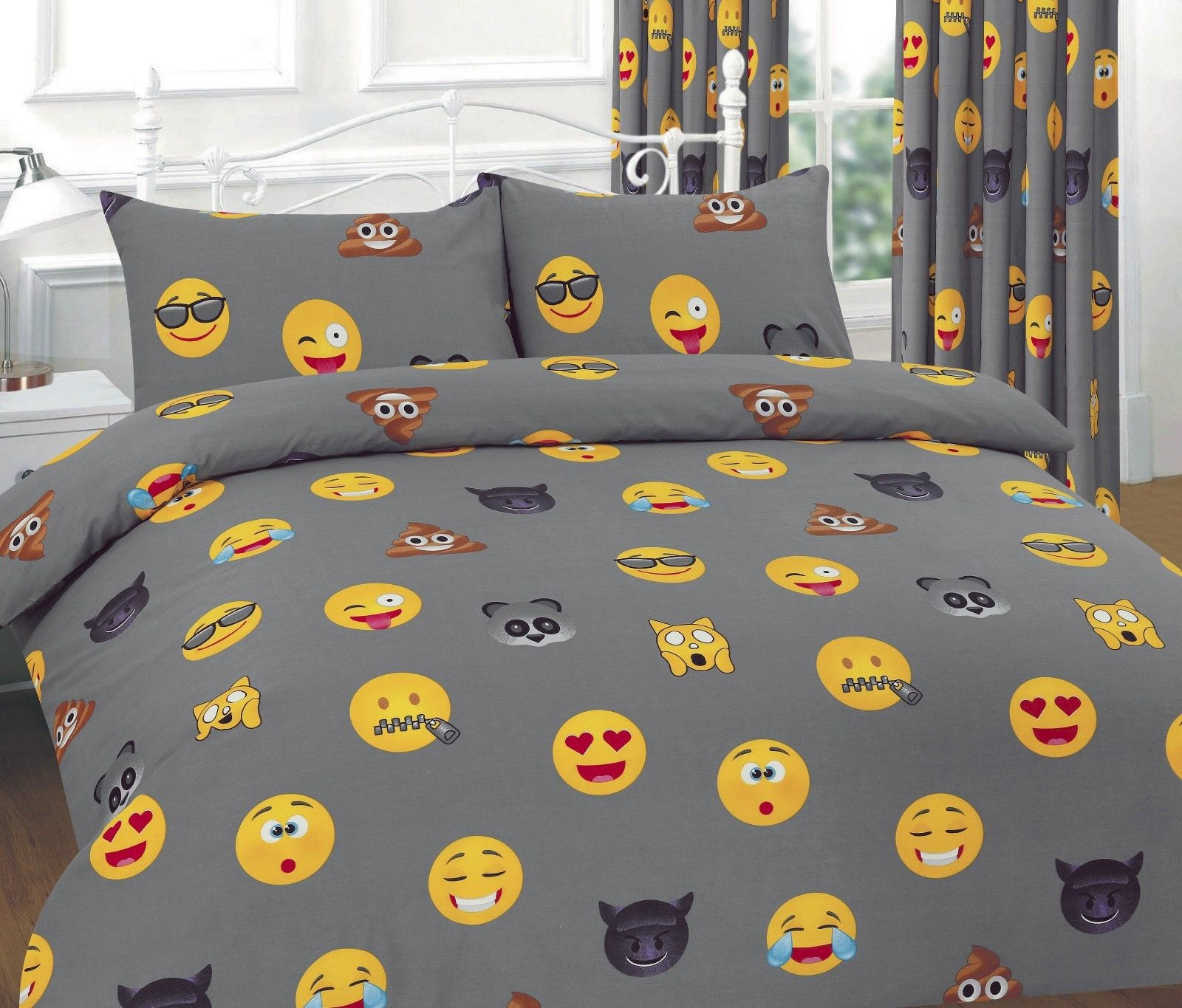 Emoji Duvet Cover Set Wholesale Bedding Store De Lavish