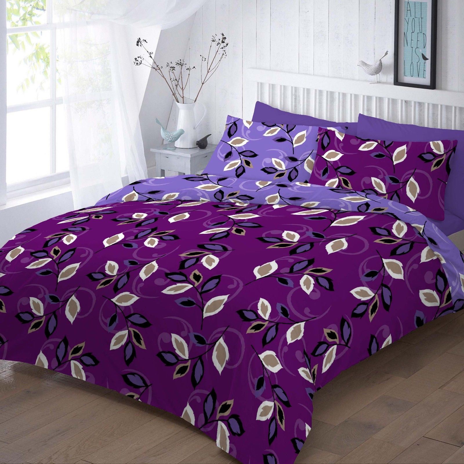 grace duvet cover set wholesale bedding store de lavish. Black Bedroom Furniture Sets. Home Design Ideas