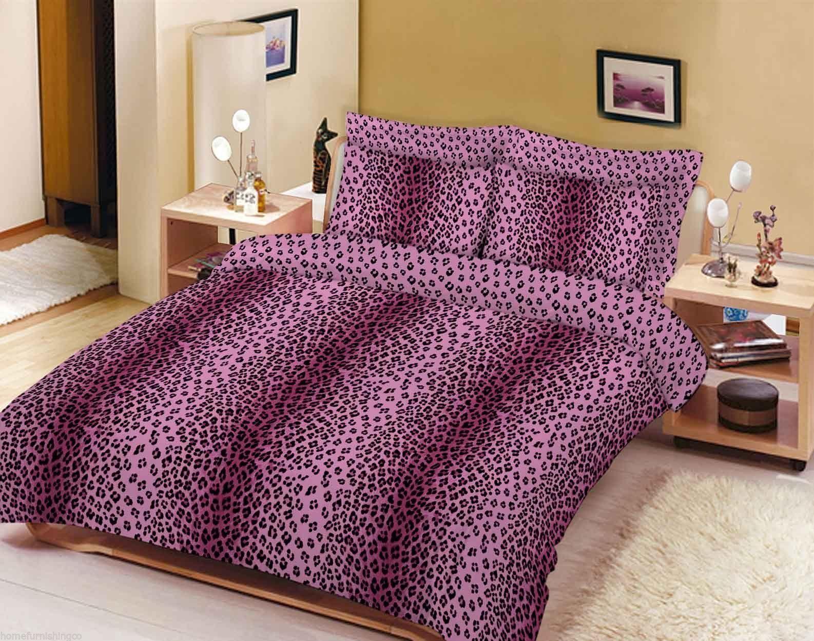 Leopard Duvet Cover Set Wholesale Bedding Store De