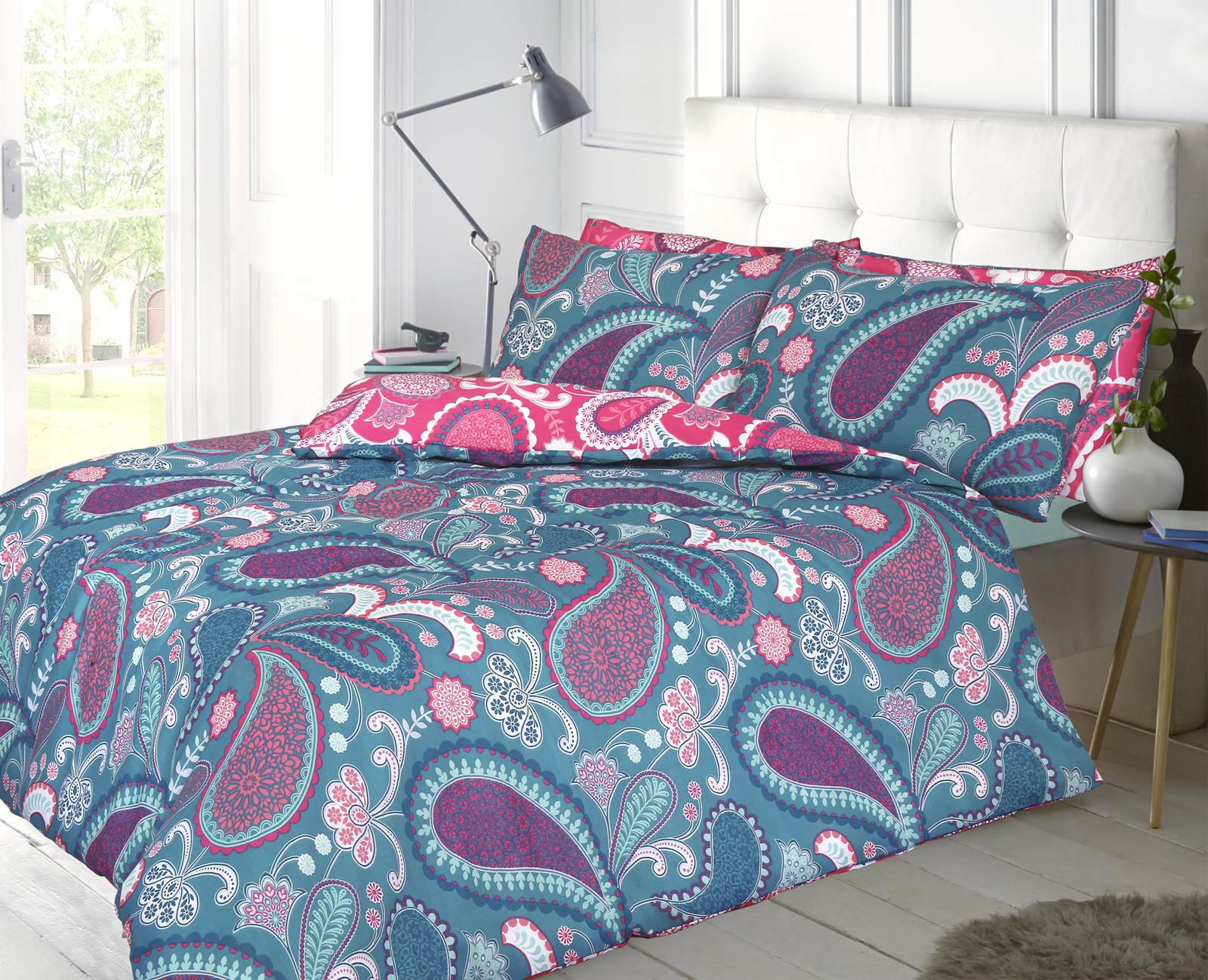 Paisley Duvet Cover Set Wholesale Bedding Store De