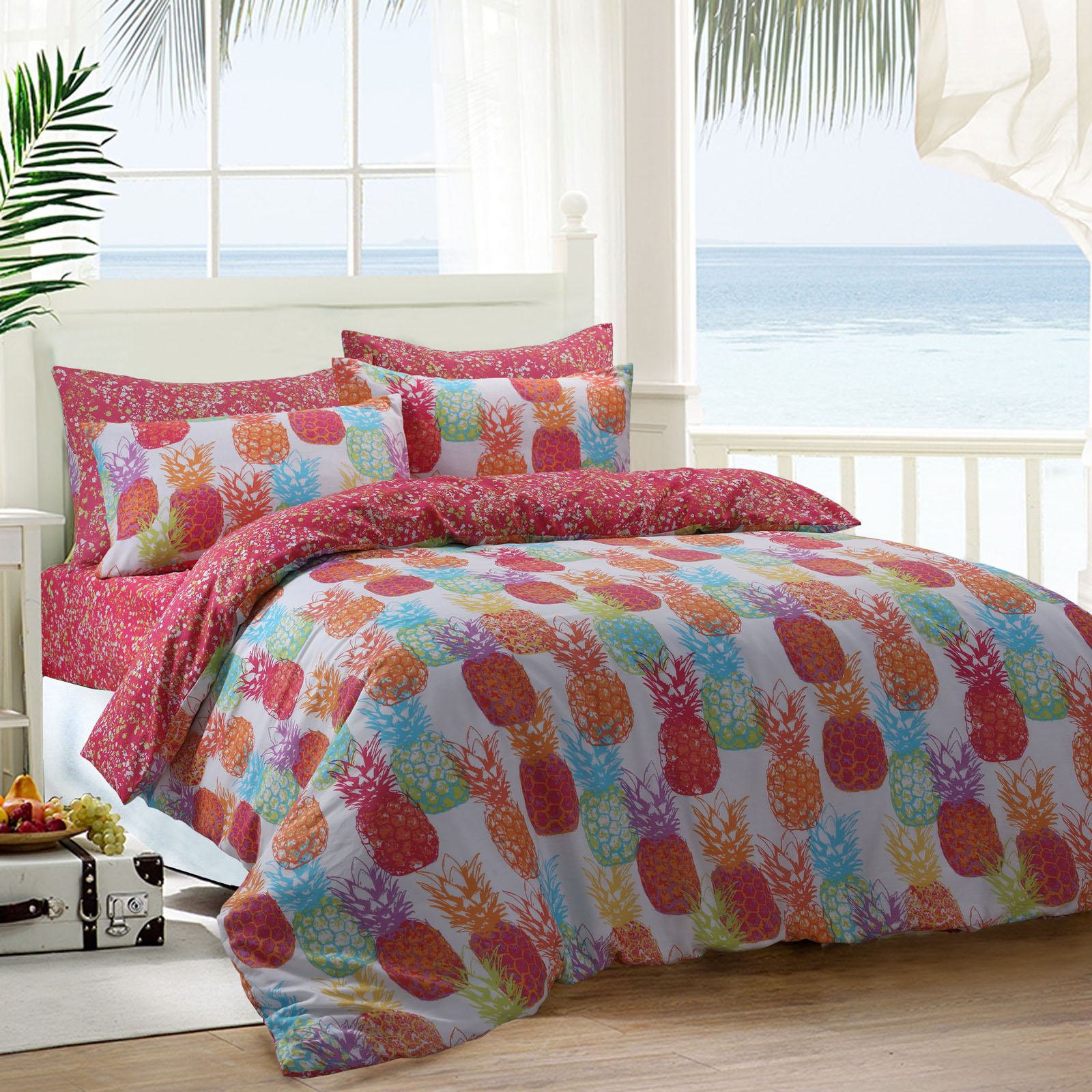 Pineapple U2013 Duvet Cover Set