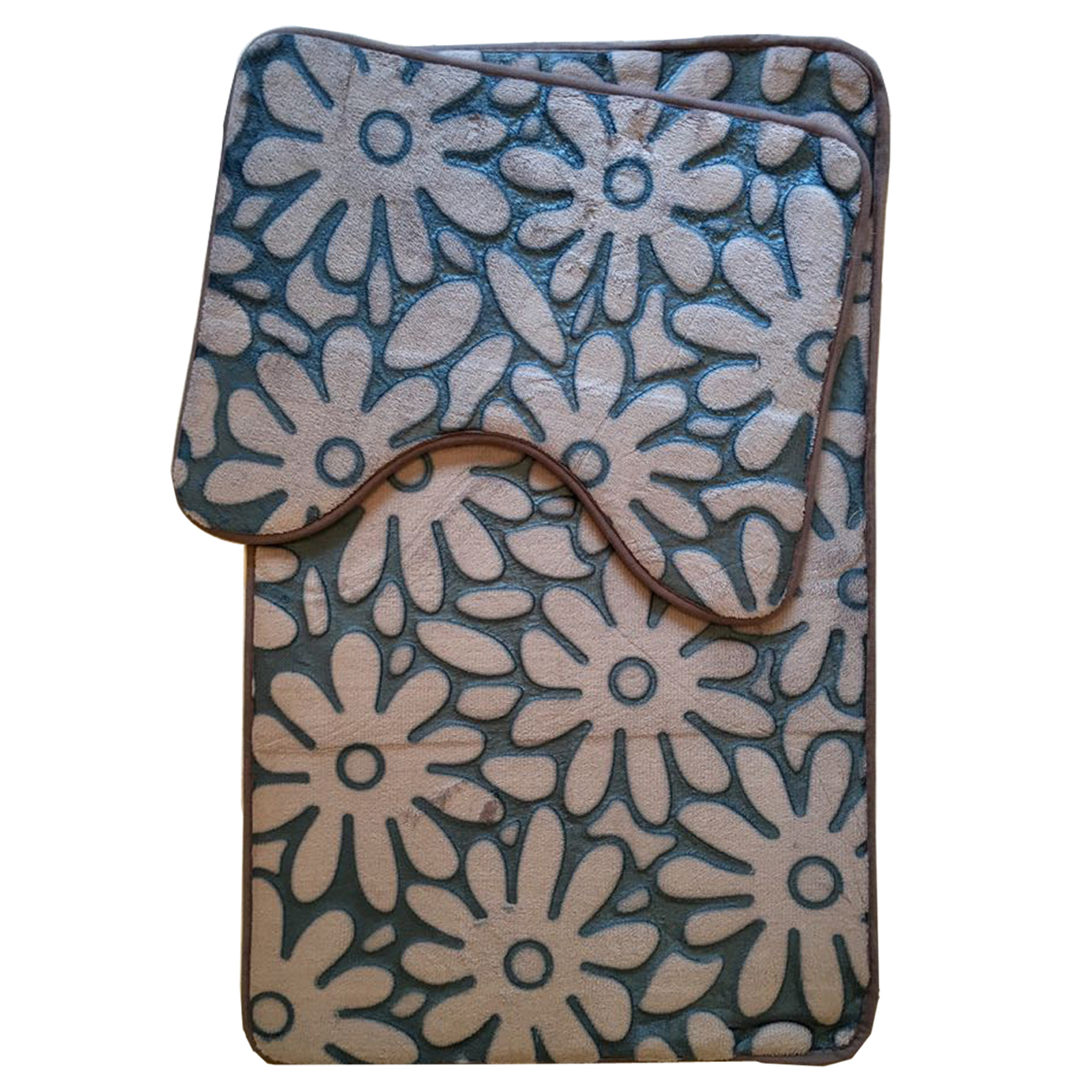 Shop Now Floral Bath Mat For Bathroom In The Uk De Lavish