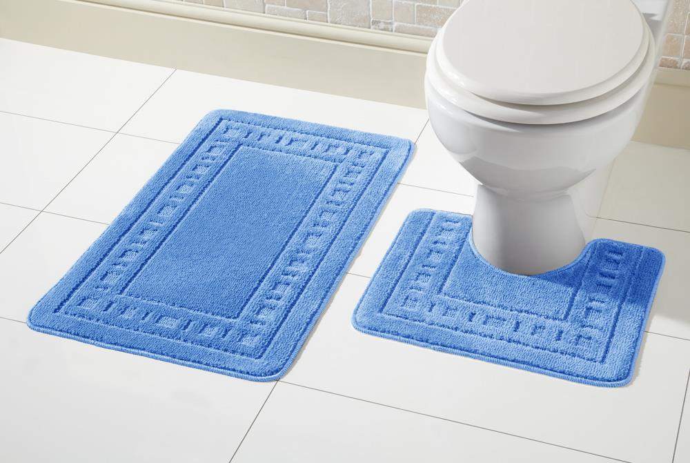 banheiro garden shower waterproof bathroom toilet item mat plastic de floor mats wc non bath from tapete slip in carpet home