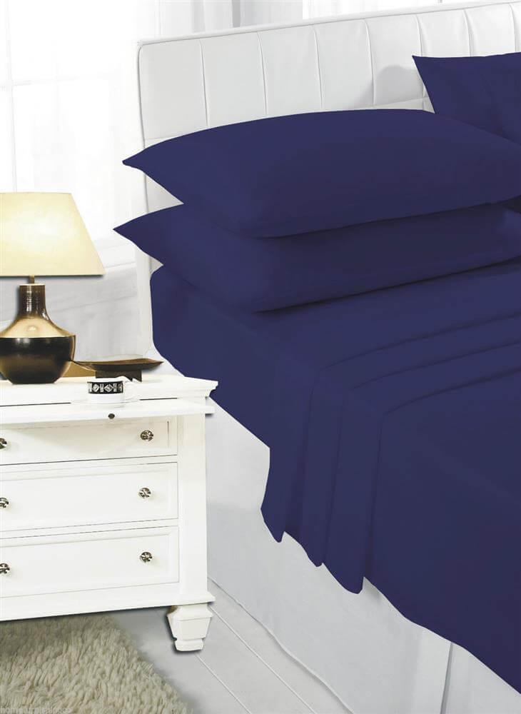 Poly Cotton Bunk Bed Fitted Sheets Set Children Bedding De Lavish