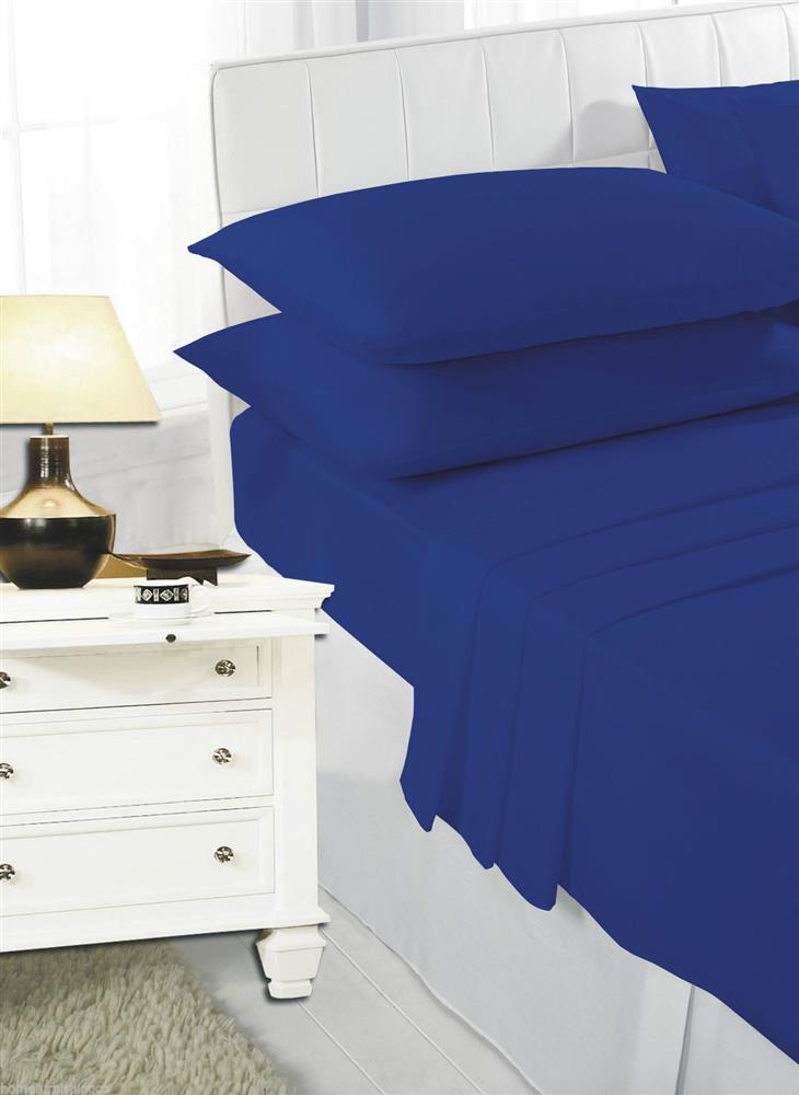 Wonderful Bunk Bed Fitted Sheets Royal Blue