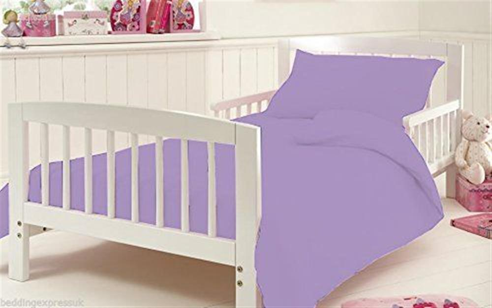 200 Thread Count Egyptian Cotton Cot Bed Fitted Sheet
