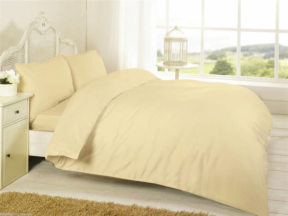 Percale Bedding Duvet Cover Set Egyptian Cotton Bedding