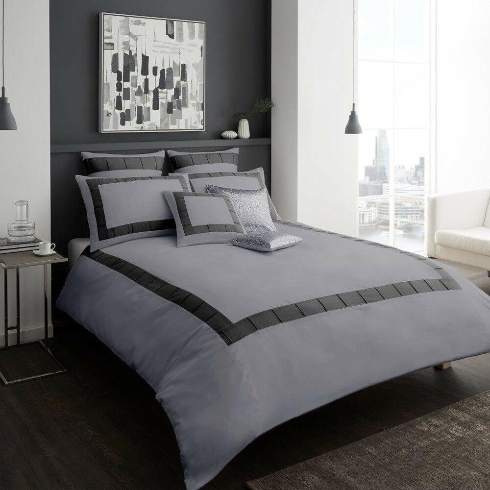 Victoria Signature Luxury Duvet Cover Set And Pillowcases De Lavish